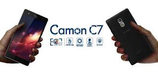 Tecno Camon C7 specs