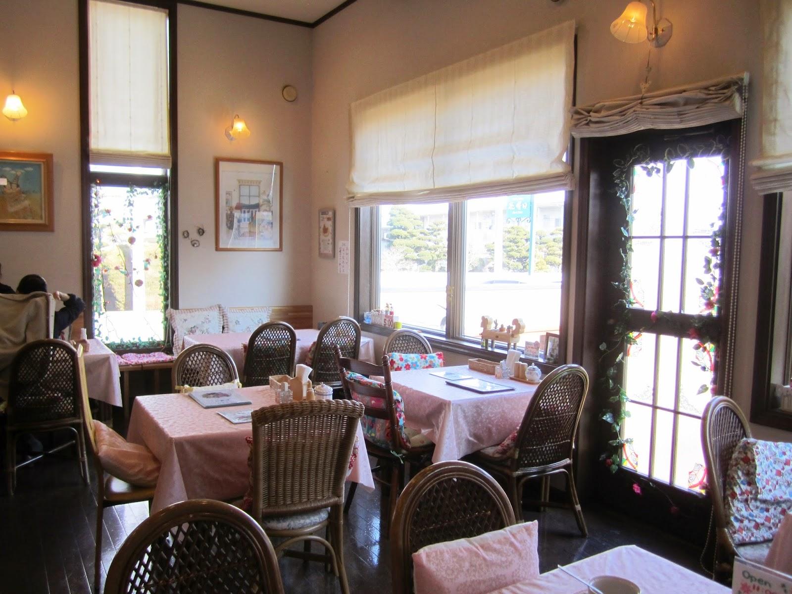 Cafe Restaurant Hanayobi 花曜日