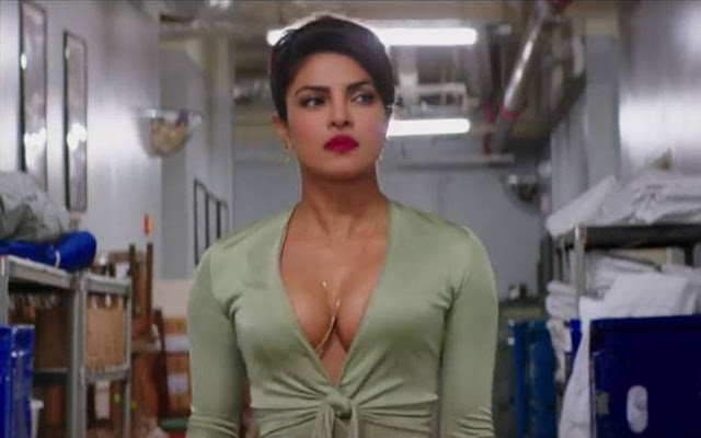 "Watch: Trailer of Priyanka Chopra's Hollywood Movie ""Baywatch"""
