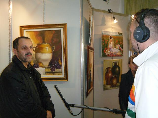 Exposition de peintures à La Galerie Aicha Haddad 6