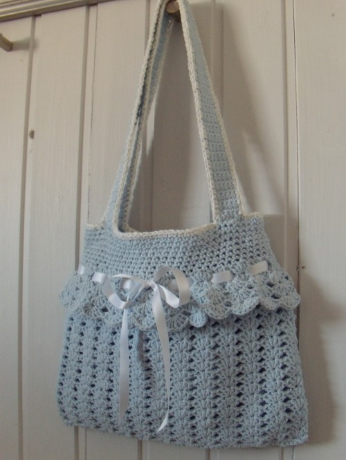 Romantic Bag - Free Pattern