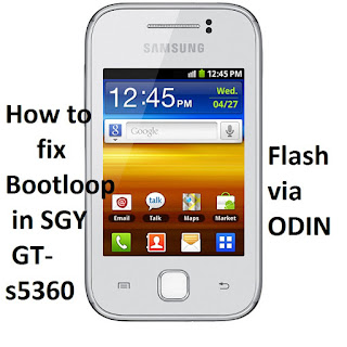 How to Fix Bootloop in Samsung Galaxy Young GT-S5360 Main Picture