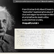 Cosmic Spew: Albert Einstein's 'God Letter' To Be Auctioned, Bidding To Start At A Hefty $3 Million
