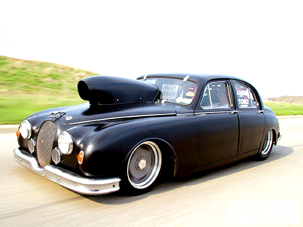 Contradiction British Understantement Turns Into American Muscle Brilliant To Get Some Technical Facts Check Hotrod Pics