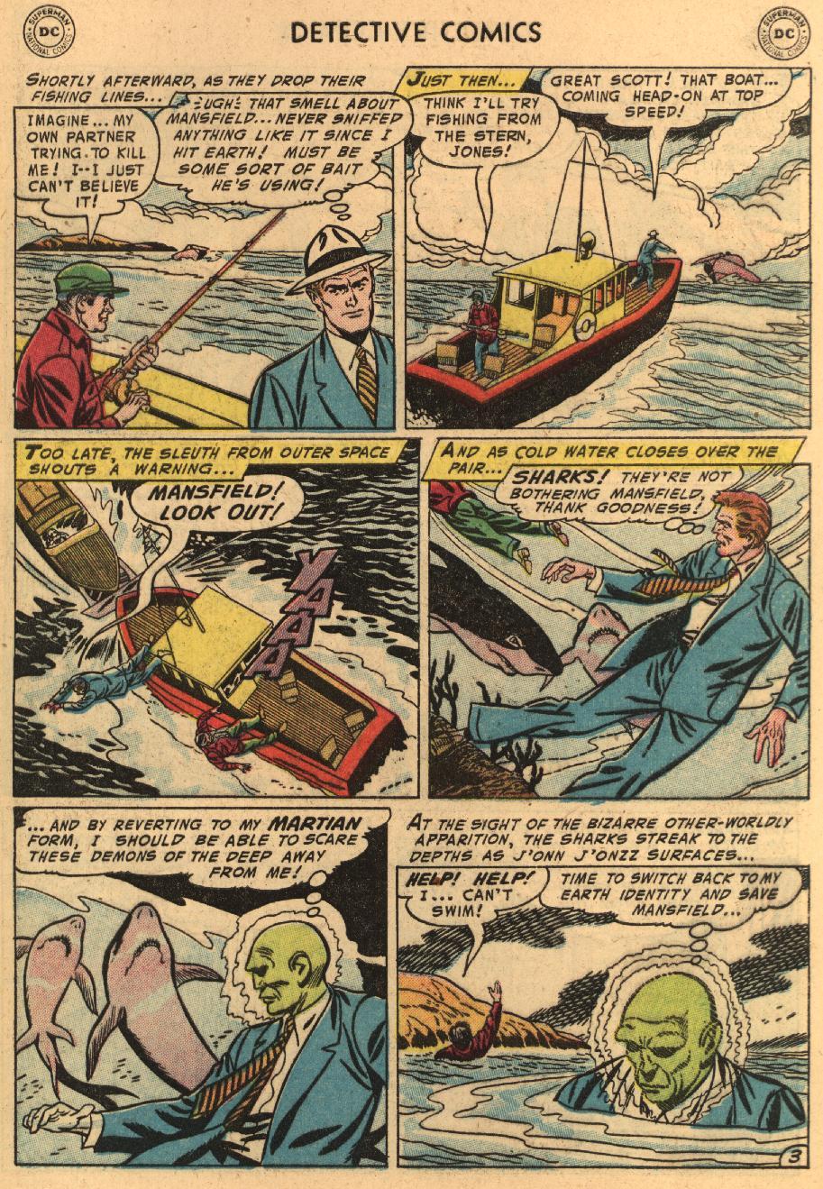 Read online Detective Comics (1937) comic -  Issue #229 - 29