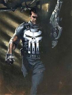 Profil Lengkap The Punisher (Frank Castle)