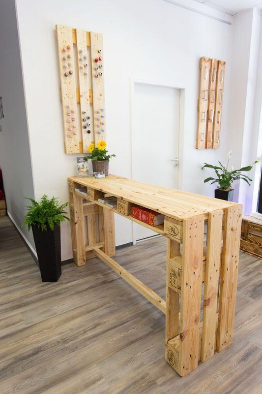 50 Desain Kreatif Palet Kayu untuk Furniture - Rumahku Unik
