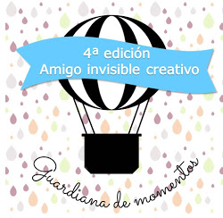 Participo: 4º Amigo Invisible Creativo