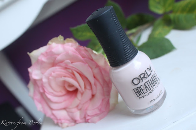 orly treatment color new