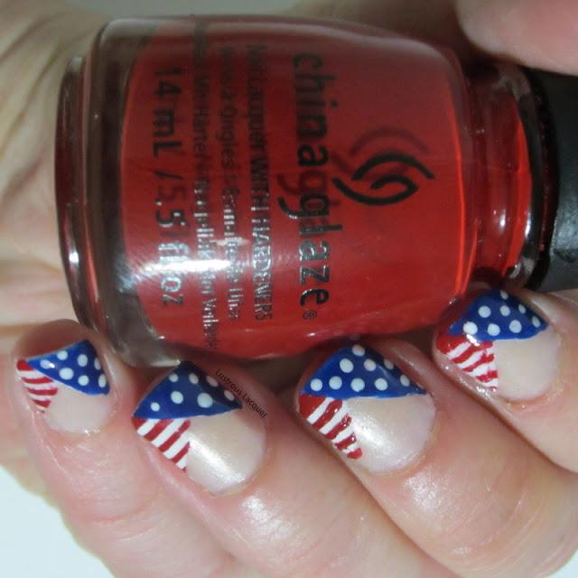 Patriotic-nail-art