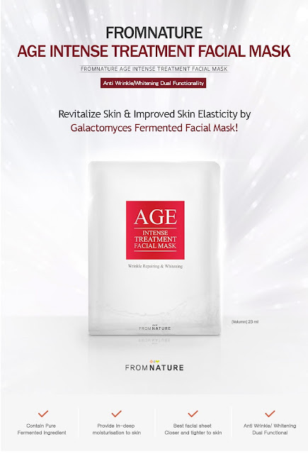 Fromnature Age Intense Facial Mask