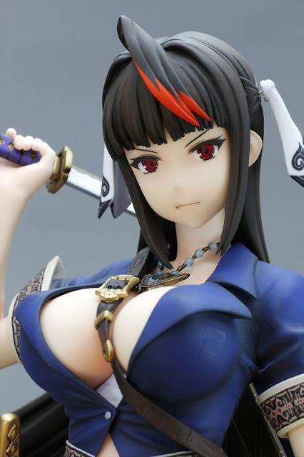 Kamuna, personaje original de Erecto Sawaru - Dragon Toy
