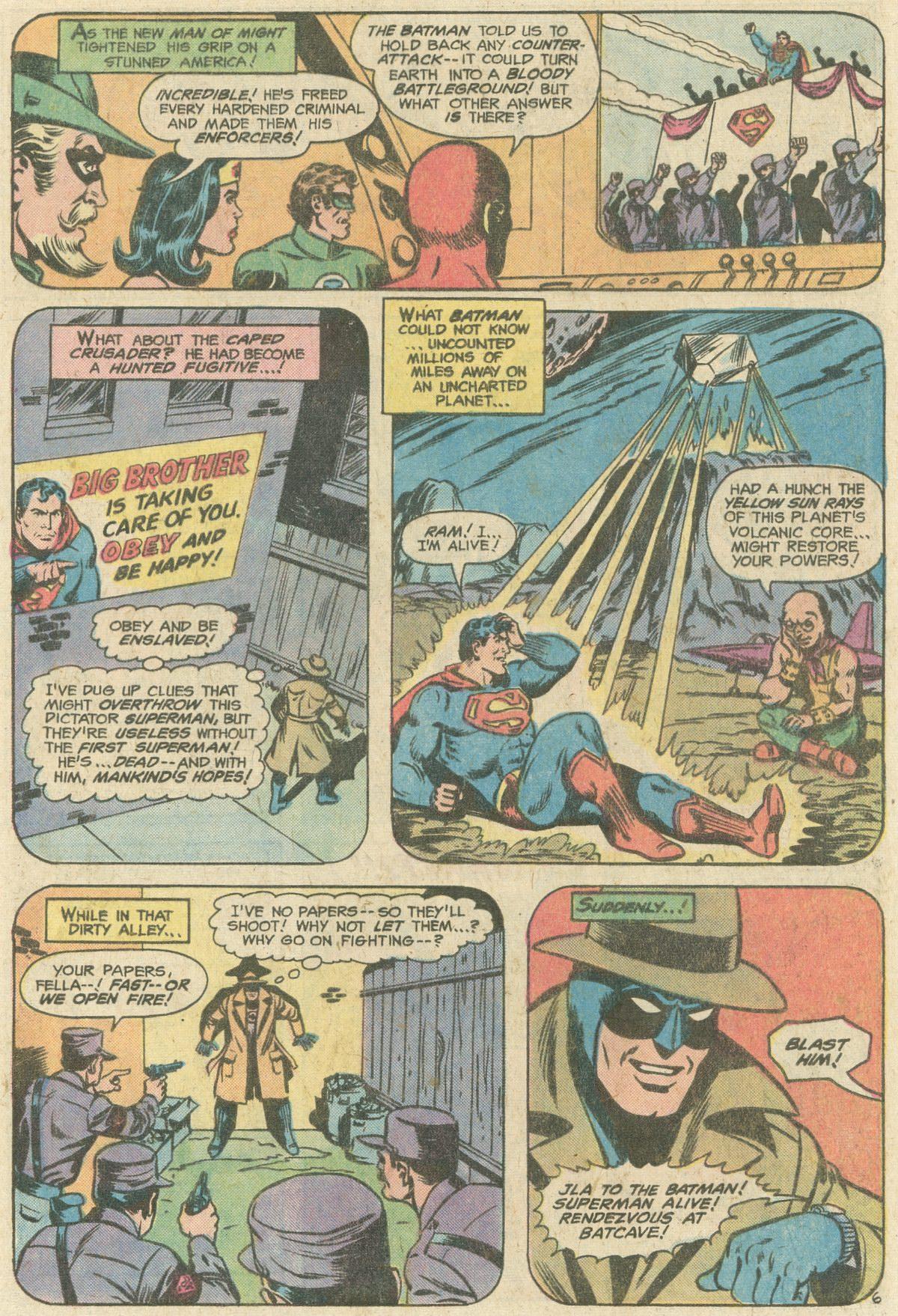 Read online World's Finest Comics comic -  Issue #247 - 9