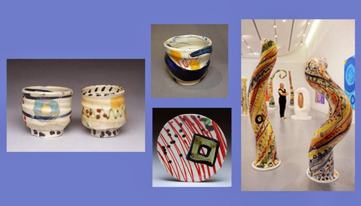 Sandy - Seis cursos de cerâmica para principiantes na Toscana