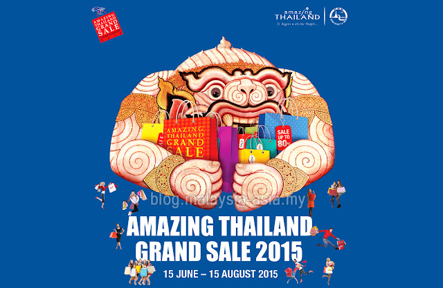 Amazing Thailand Grand Sale June 2015