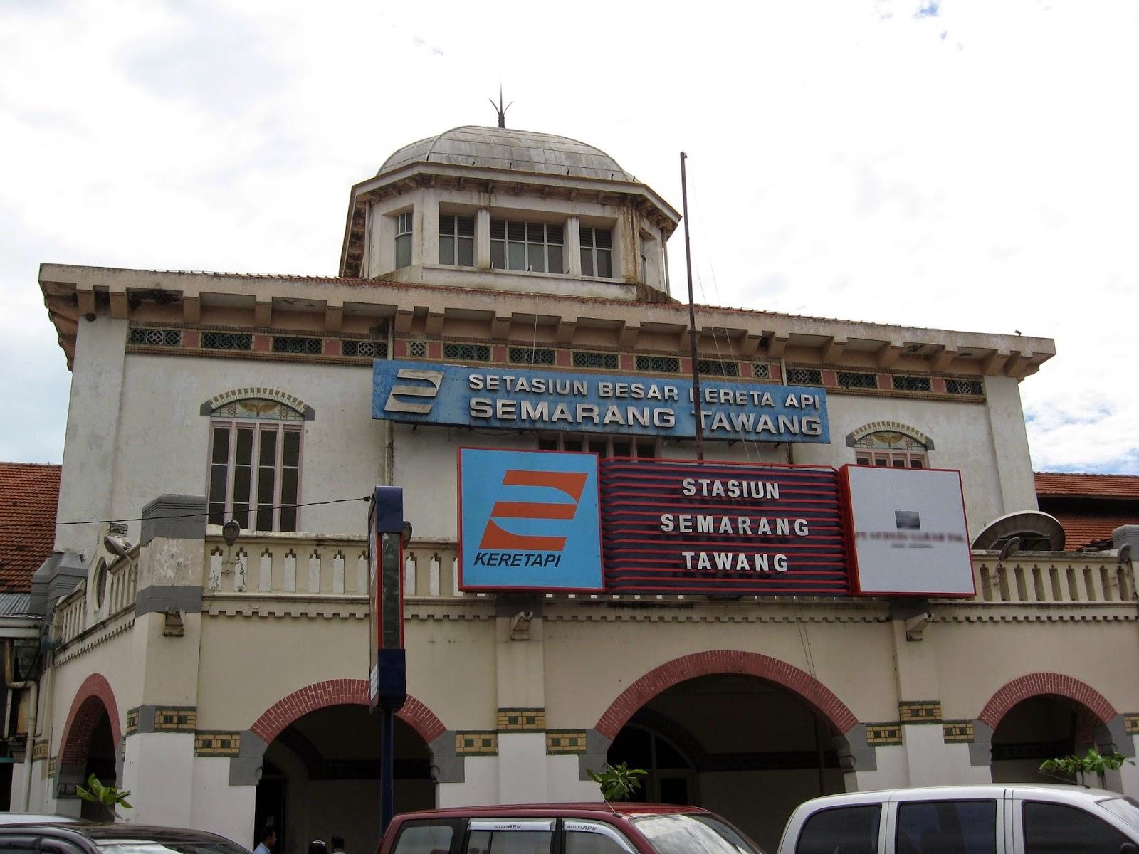 Informasi Jadwal dan Harga Tiket Kereta Api Jakarta-Semarang