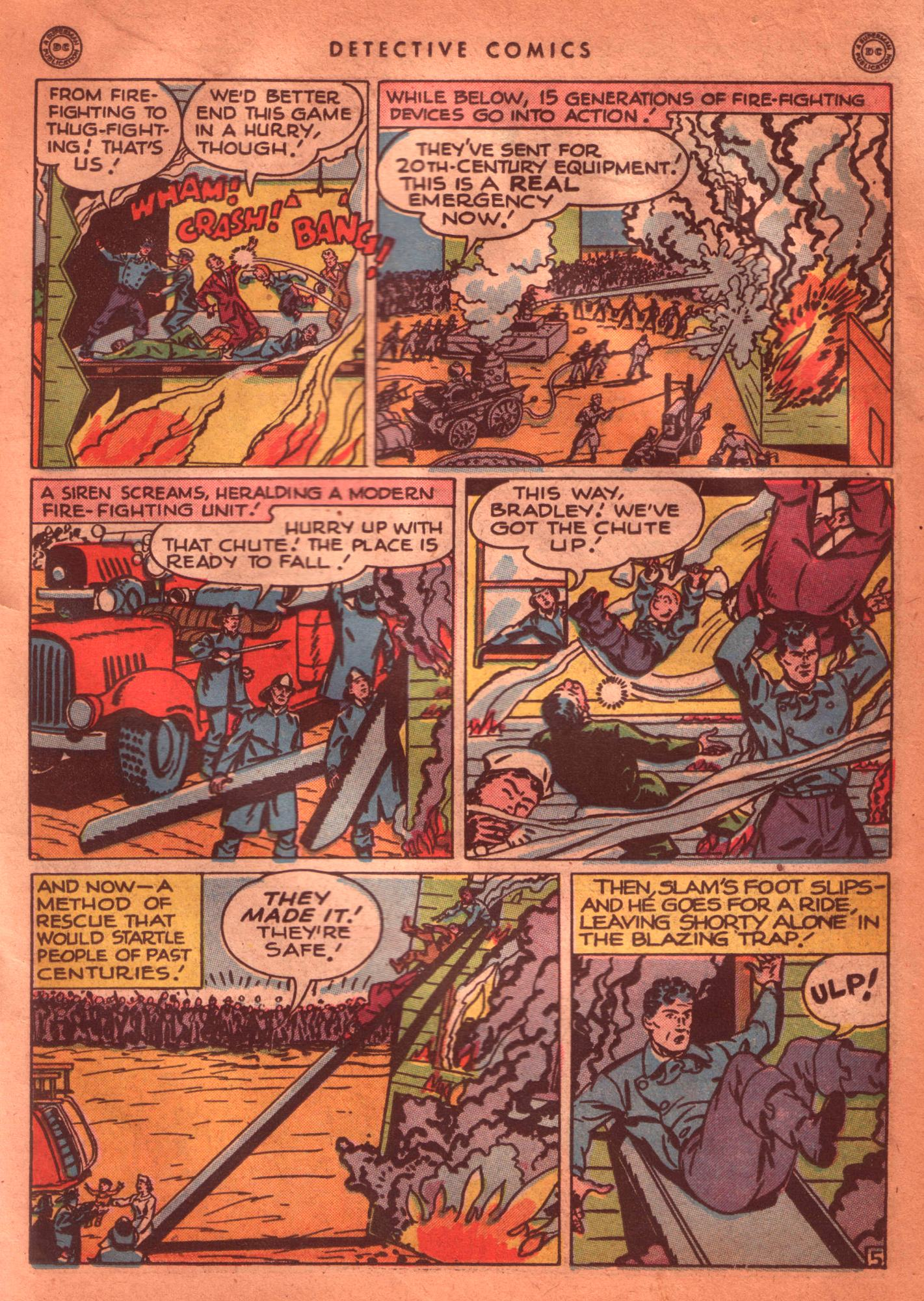 Read online Detective Comics (1937) comic -  Issue #125 - 29