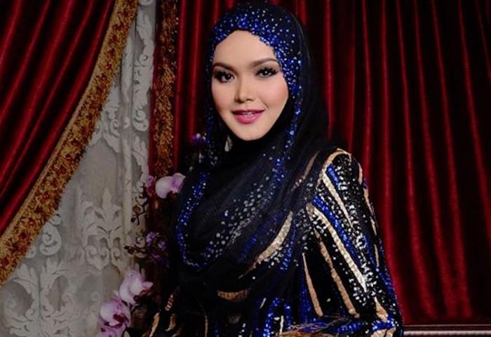 Semoga Dato Siti Nurhaliza Redha dan Tabah Kerana