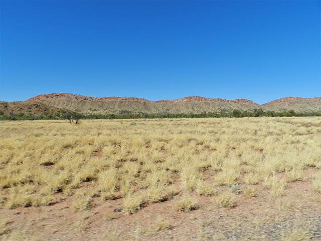 MacDonnell Ranges - australia