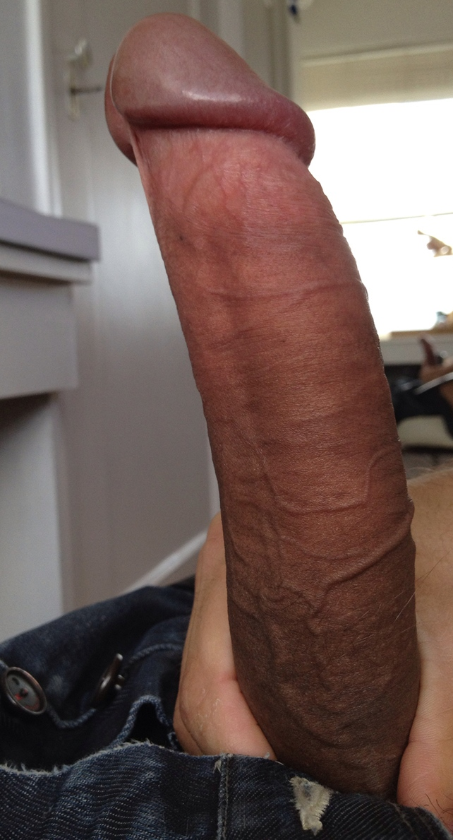 Nude boy with a very big cock