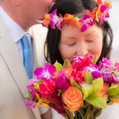 Maui Weddings, maui wedding bouquets, maui wedding planners, maui wedding coordinators, maui beach weddings, merriman's maui