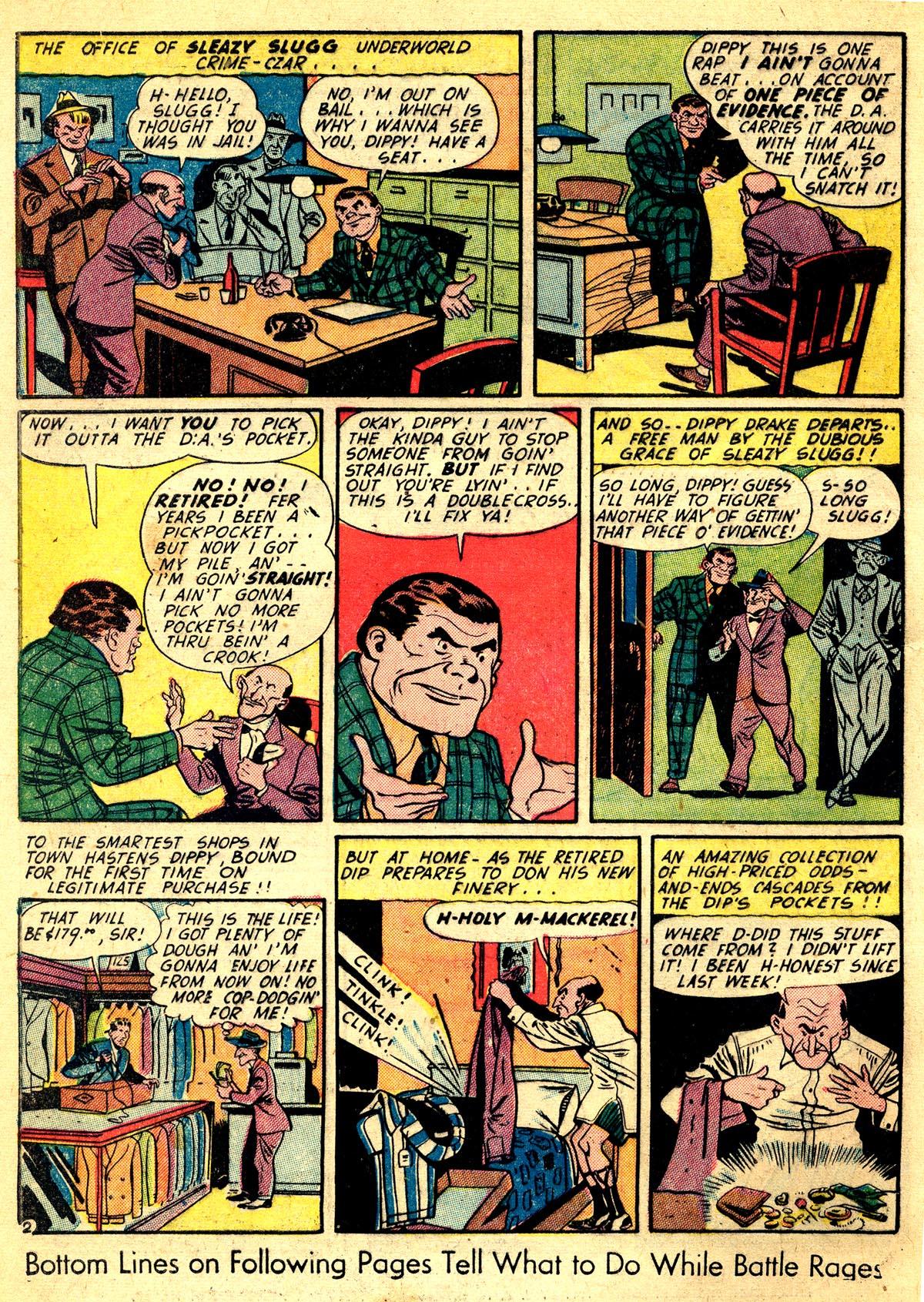 Read online All-American Comics (1939) comic -  Issue #60 - 4