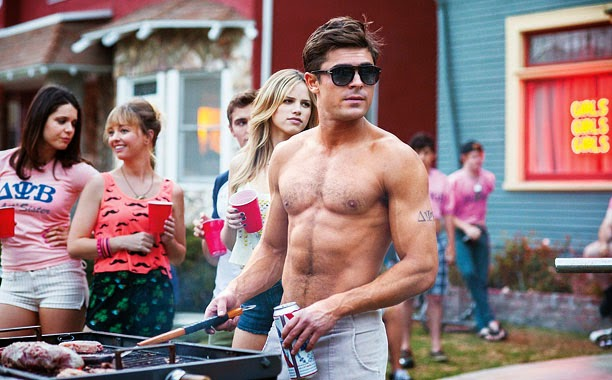 [Review] Seth Rogen + Zac Efron = Neighbors.