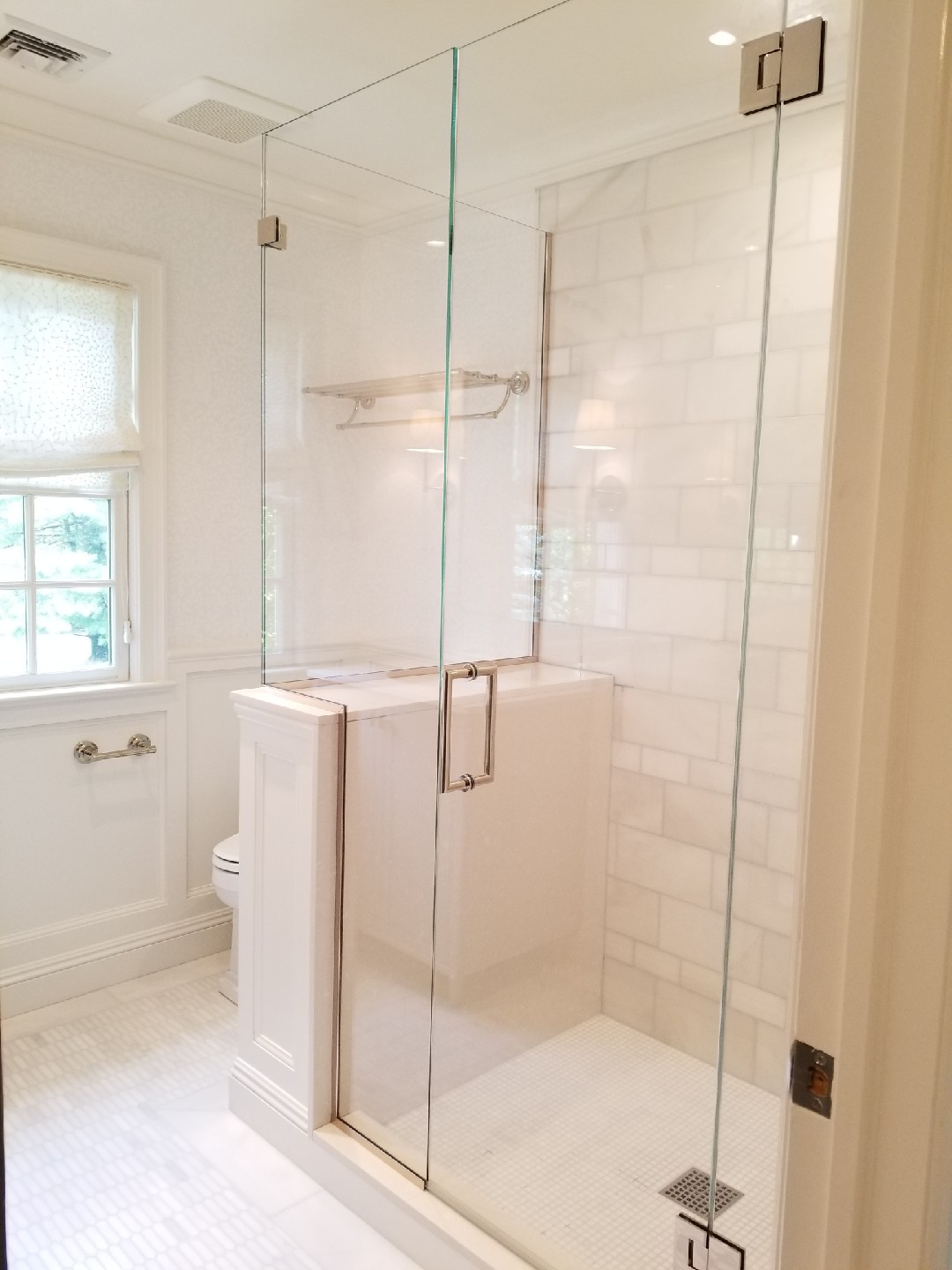 Frameless Shower Doors Ny Glass Table Tops Antique Mirror Nyc