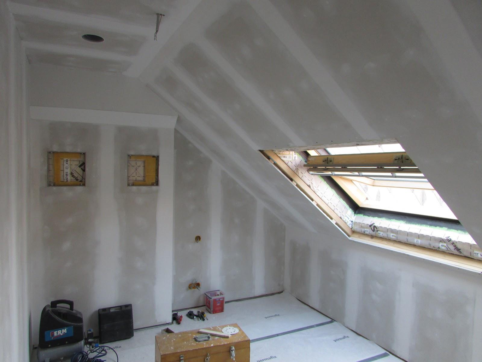 Kinderkamers Op Zolder : Verbouwing van ons ouderlijk huis: september 2017
