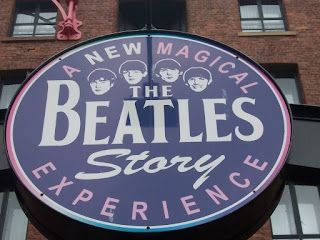 beatles billboard