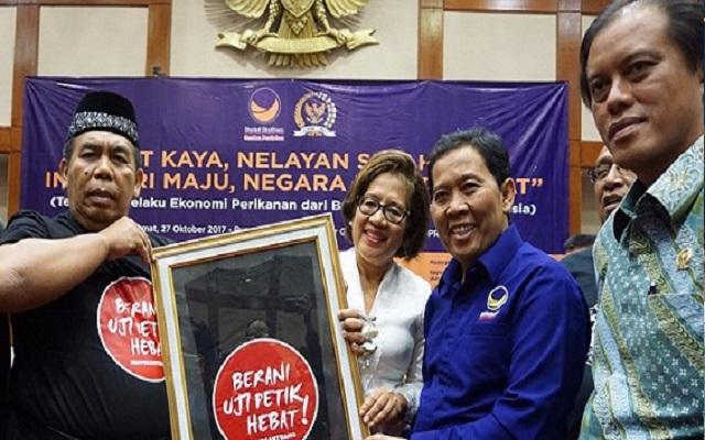 Ribuan Nelayan Sengsara karena Cantrang Dilarang