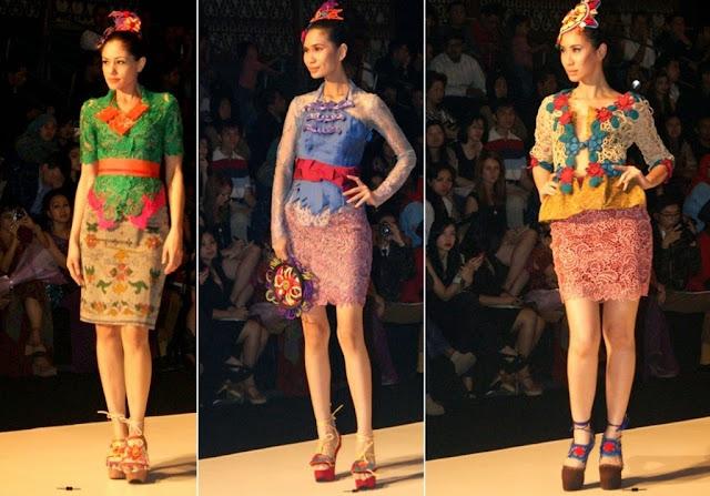 Baju Kebaya Lengan Pendek