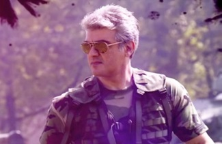 Ajith's Vivegam to be Dubbed in Hindi & English!