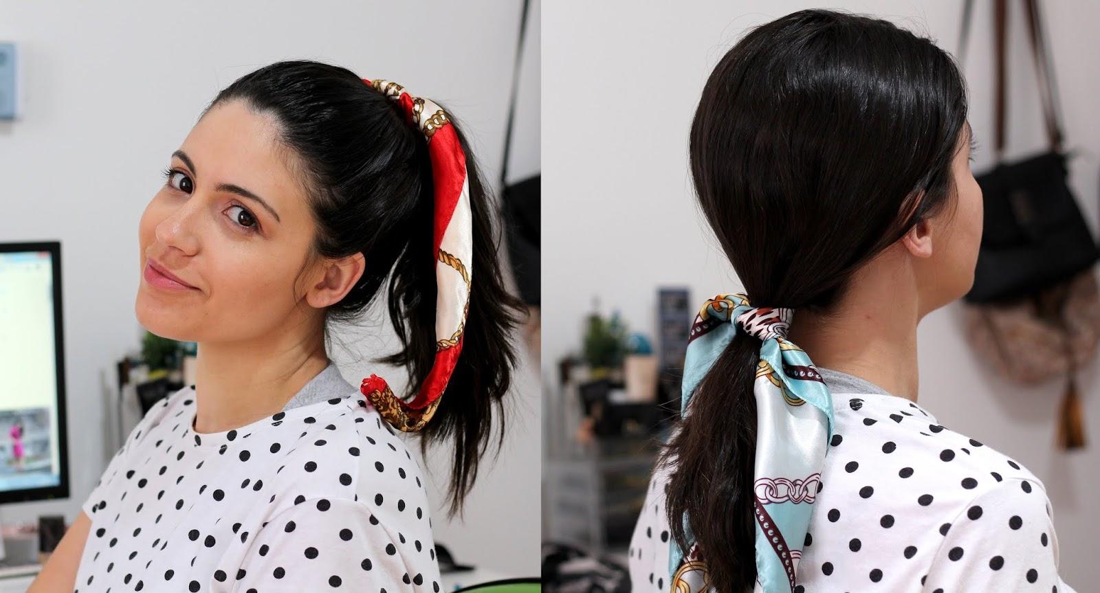 Jeitos de usar lenço como usar lenço na cabeço anadodia ana do dia