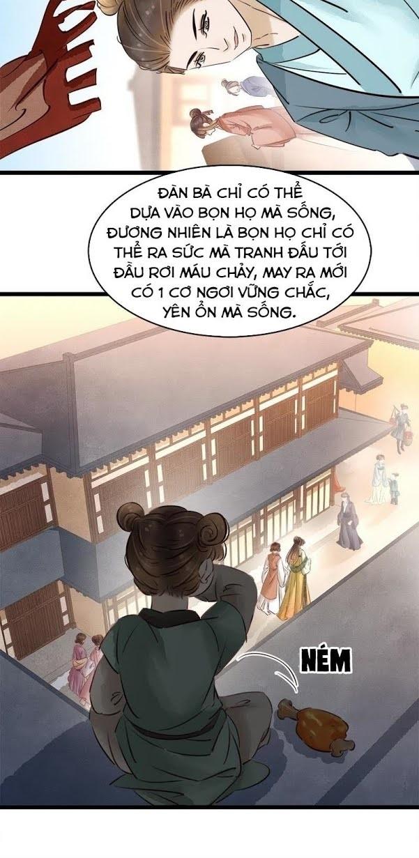 Thị Thiếp Trở Mình Bảo Điển Chapter 17 - Trang 16