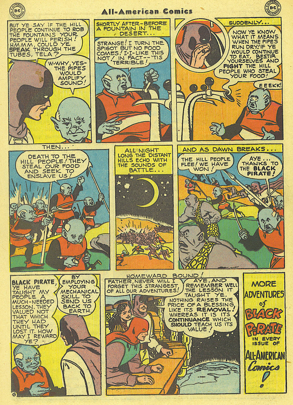 Read online All-American Comics (1939) comic -  Issue #83 - 36