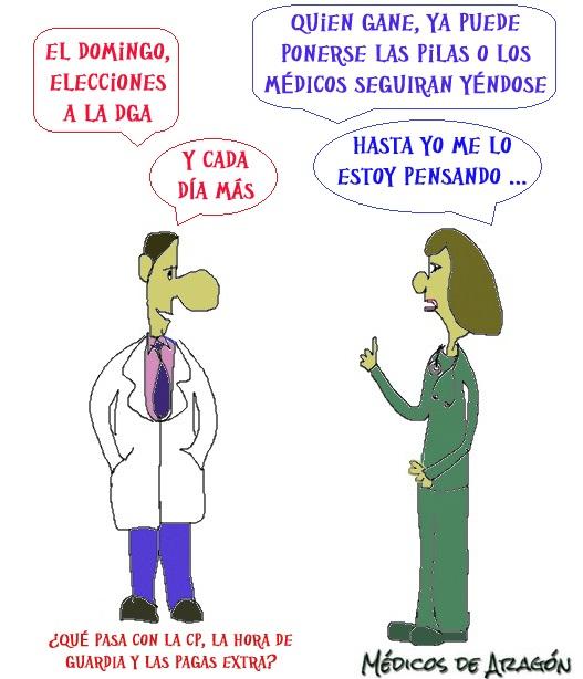 26M: LA SANIDAD DE ARAGÓN, ANTE LAS URNAS (I): PSOE, PP, CIUDADANOS, PODEMOS-EQUO, VOX