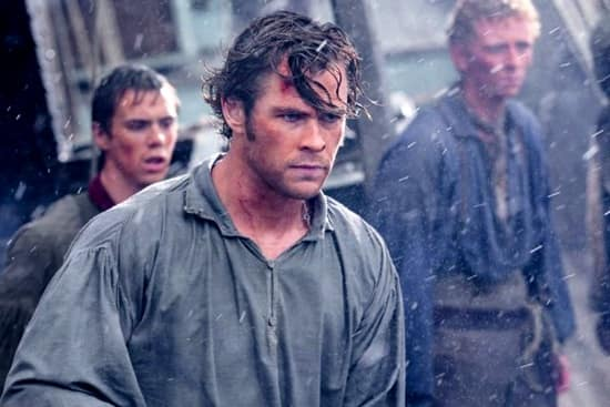 Chris Hemsworth-Heart of the Sea 2015