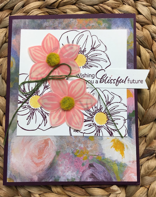 Stampin' Up!, Perennial Essence Suite, Perennial Flower Punch, www.stampingwithsusan.com