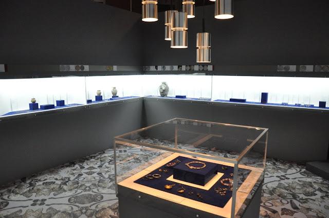Wystawa Skarby średniowieczne Wielkopolski w Muzeum Pierwszych Piastów na Lednicy