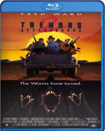 Tremors II: Aftershocks [1996] [BD25] [Latino]