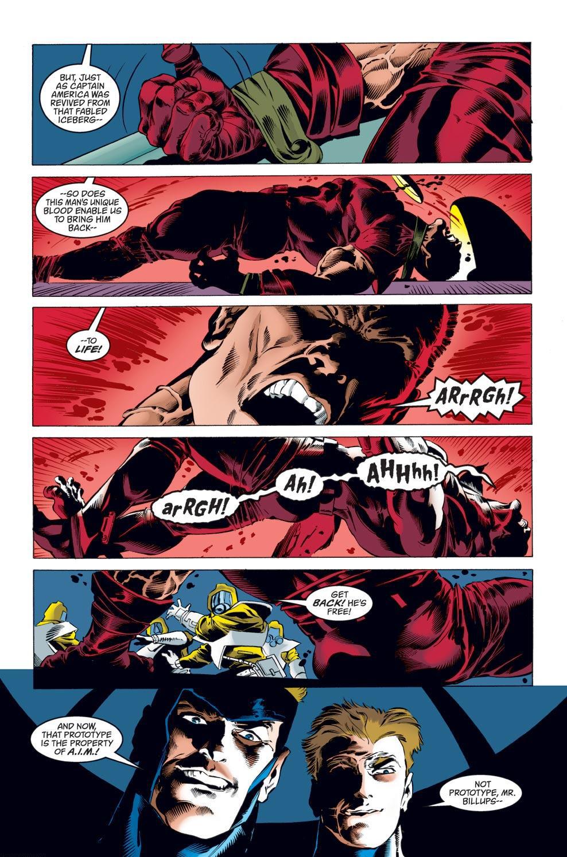 Captain America (1998) Issue #29 #35 - English 21