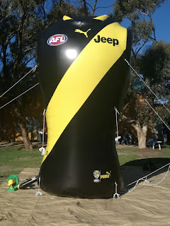AFL 2017 - Giant Inflatables Season In Review 5