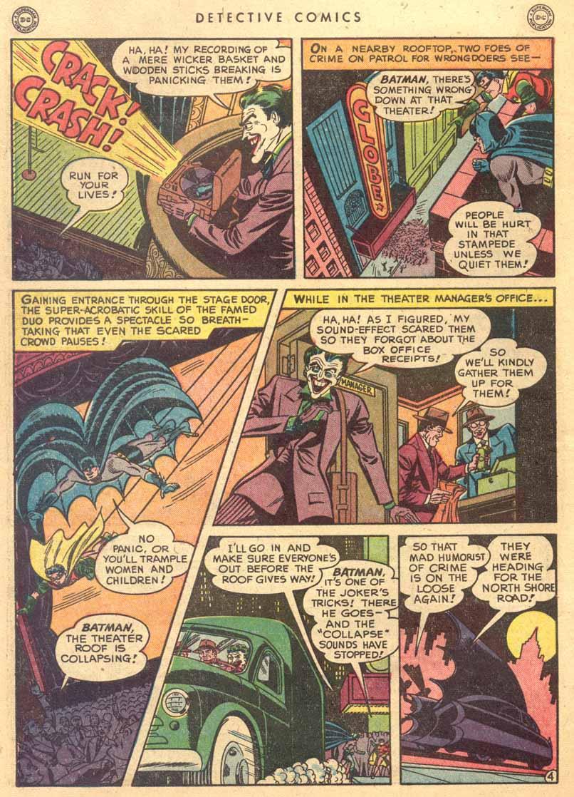 Read online Detective Comics (1937) comic -  Issue #149 - 6