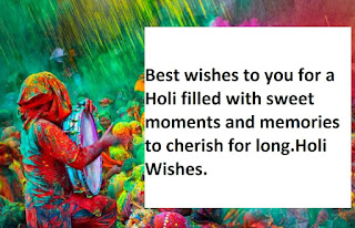 Holi Greetings Wallpapers