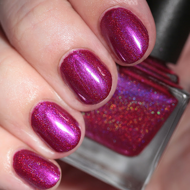 Wildflower Lacquer I Can't Quit You Holo