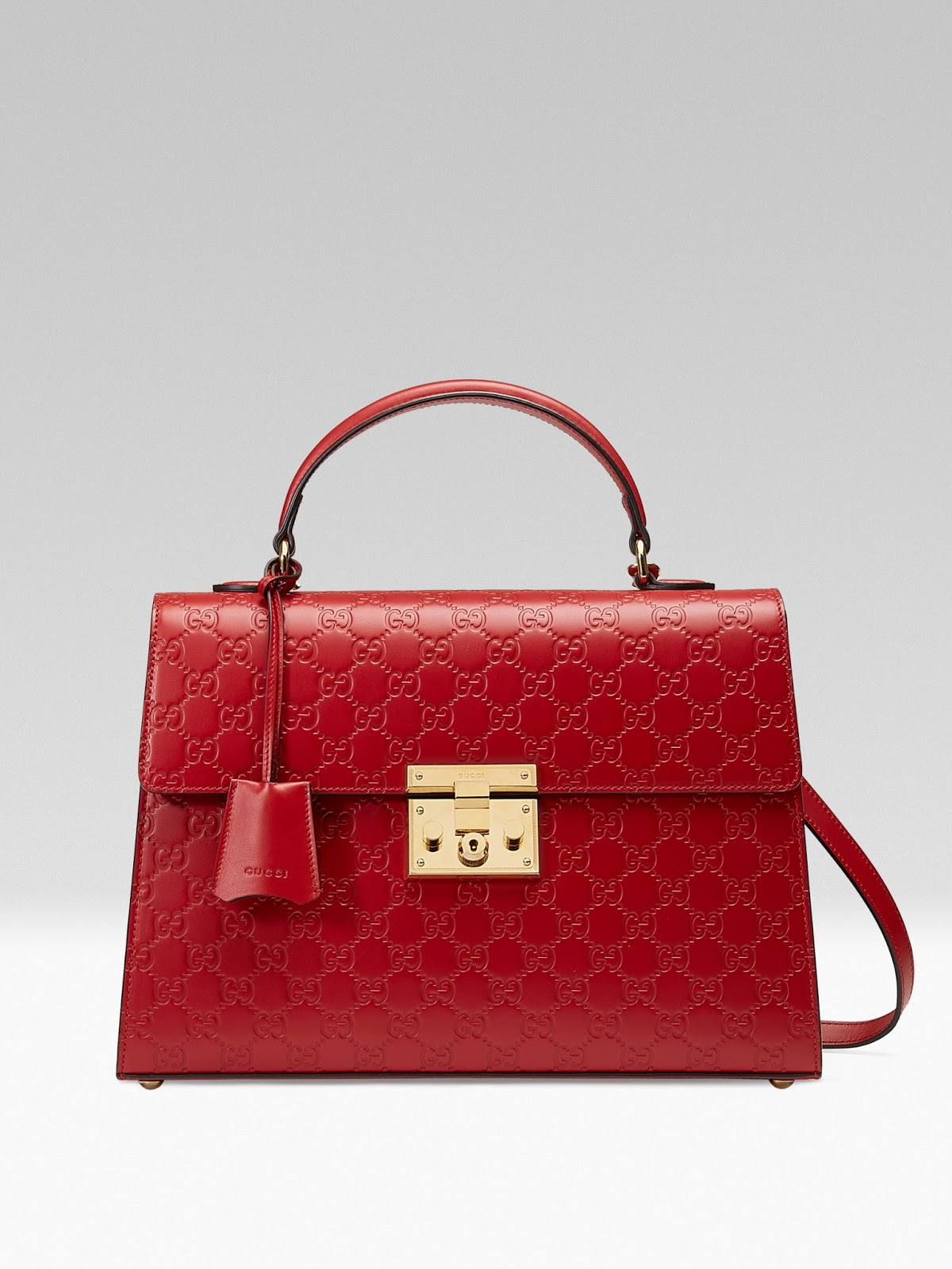 Gucci's Signature Leather Collection