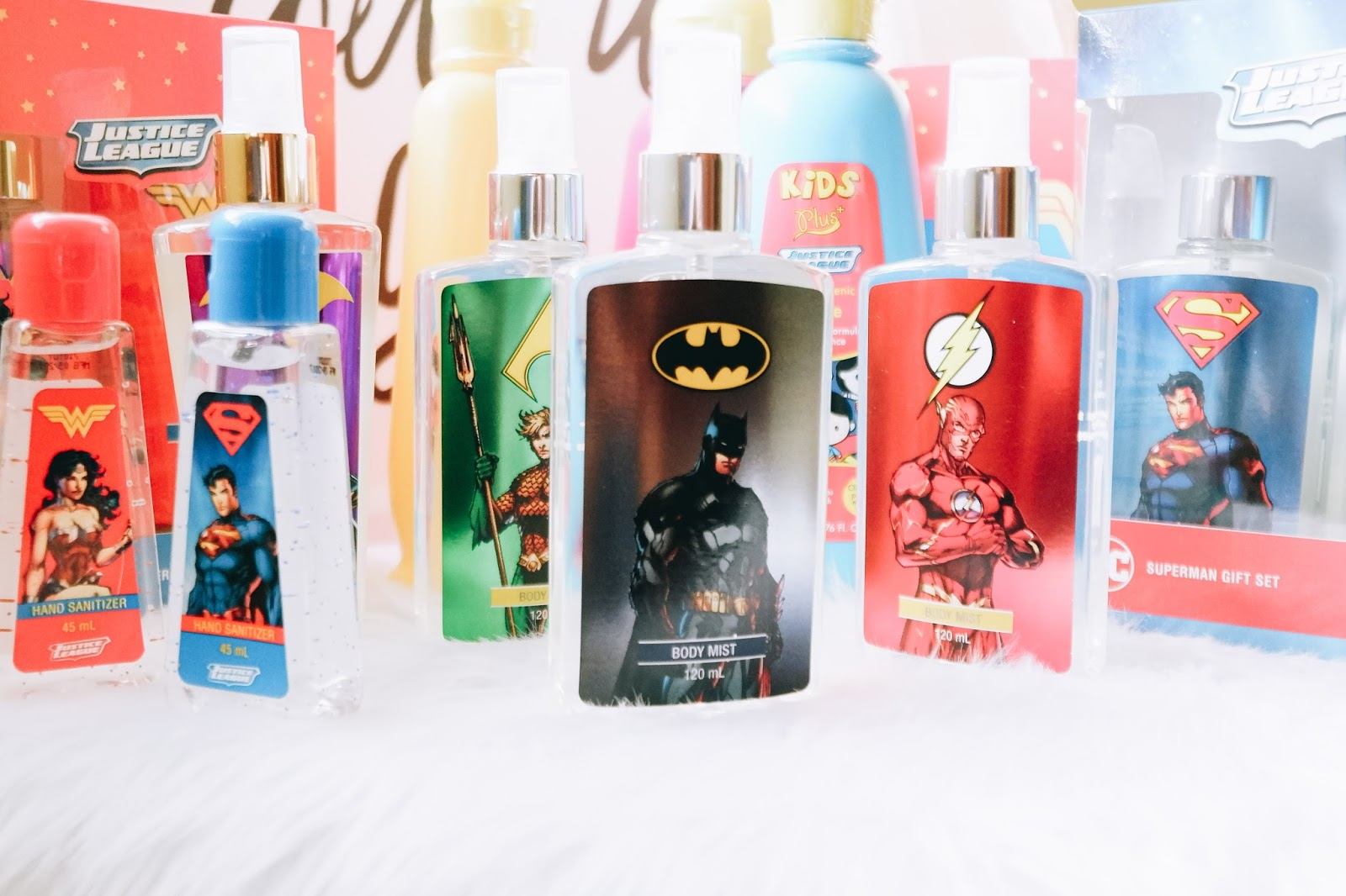 Celebrate The Holiday Season With Tupperware Brands\' Justice League ...