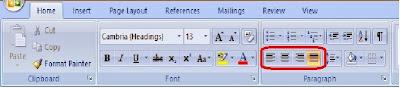 gambar ikon alignment