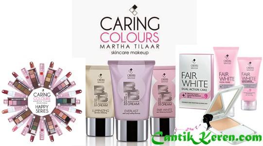Katalog Produk Harga Make Up Caring Colours Kosmetik Terbaru